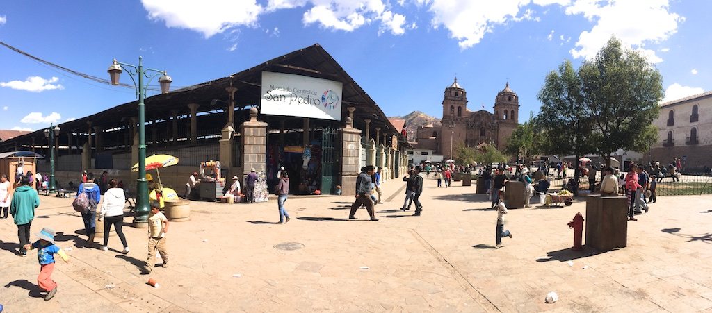 San Pedro Market Cusco, Peru