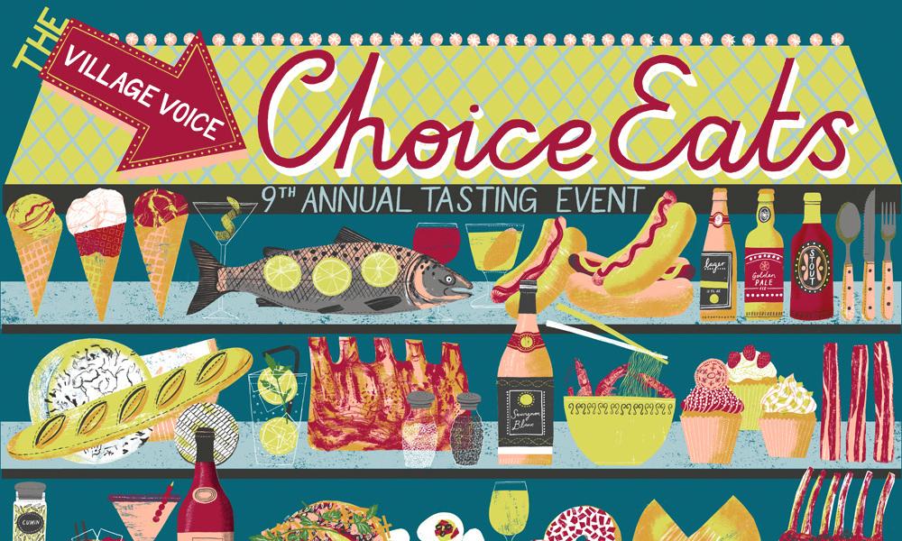 Village Voice Choice Eats