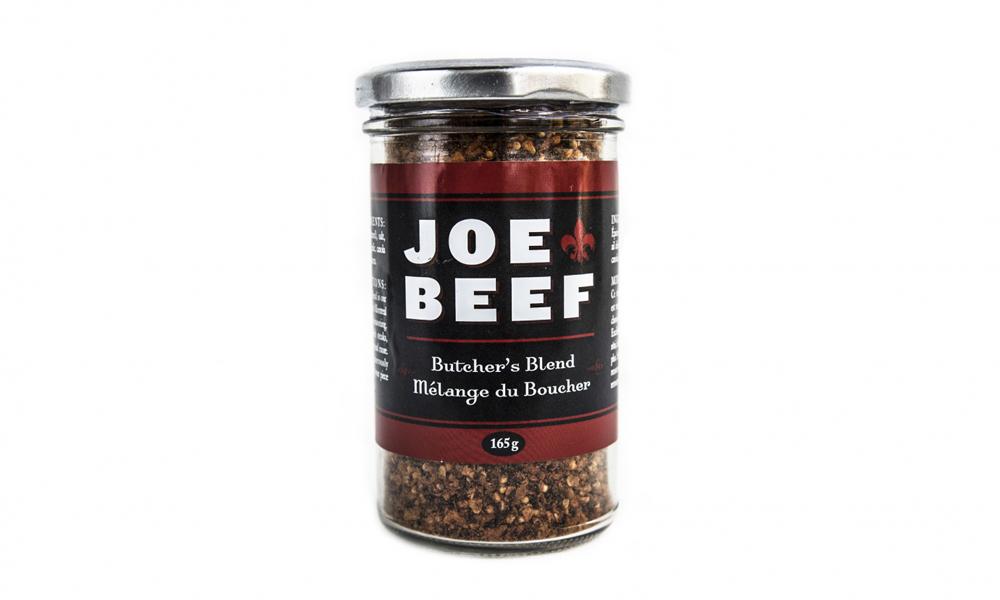 joe beef butcher blend