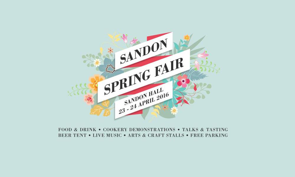 sandon spring fair 2016