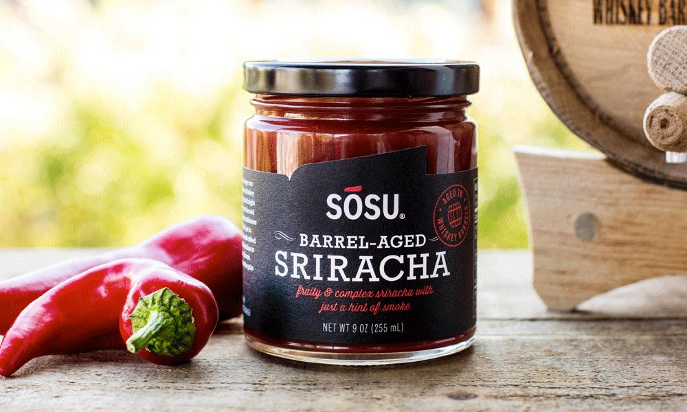 Aged Sriracha