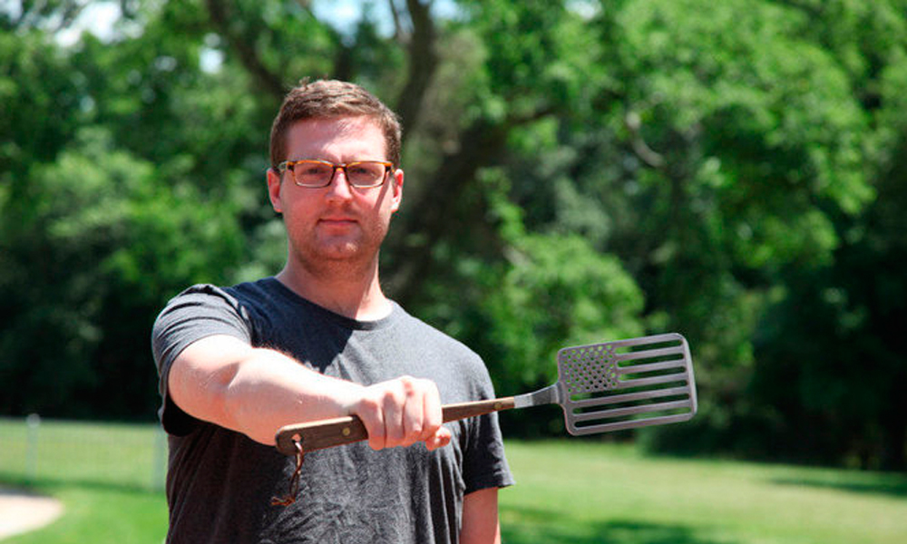 star spangled spatula