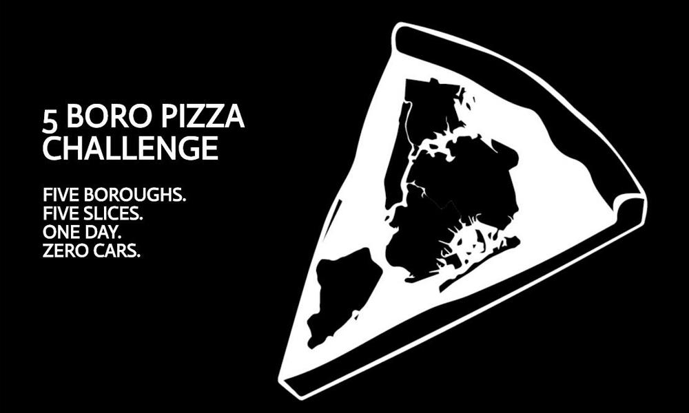 5 boro pizza challenge