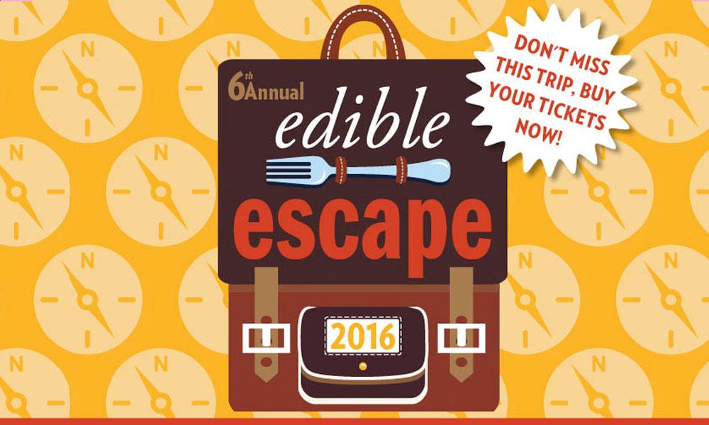 edible escape 2016