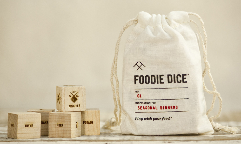 Foodie Dice