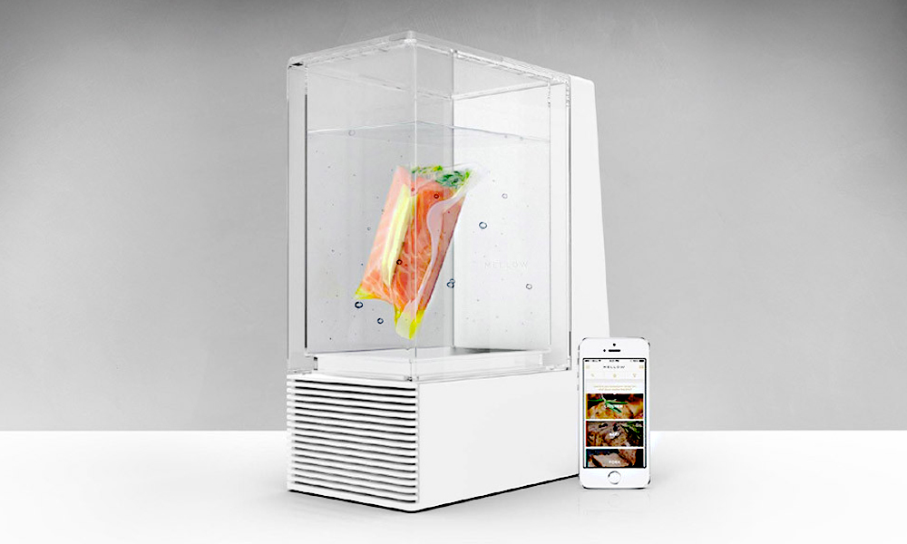 mellow sous vide machine