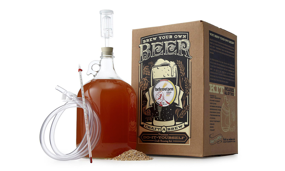 Craft Beer Brewing Kit