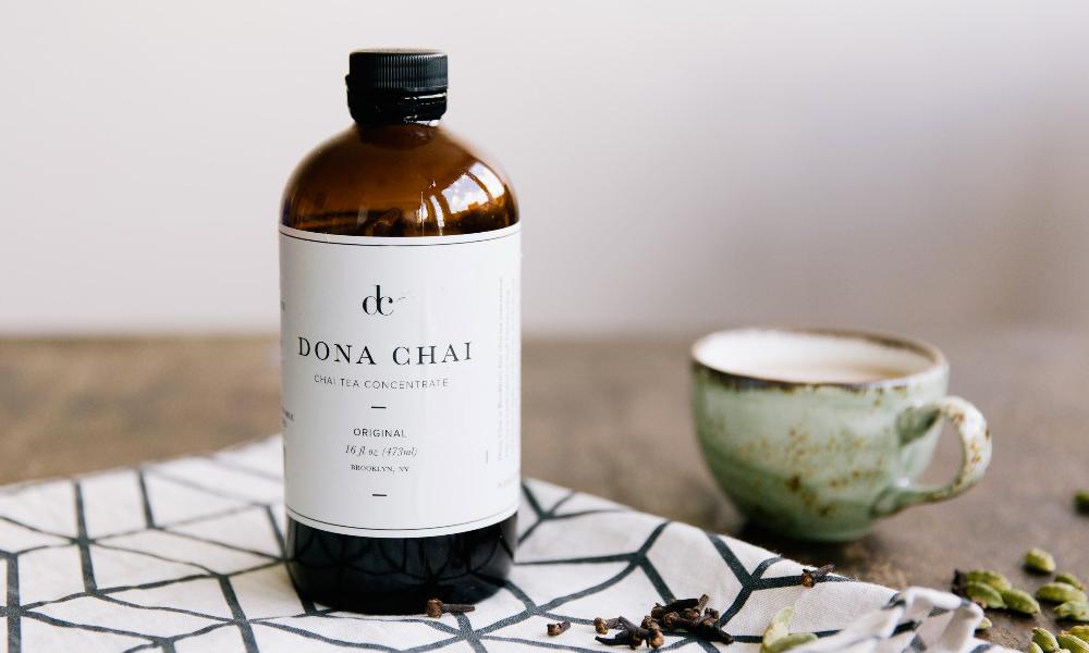 Dona Chai Tea Concentrate