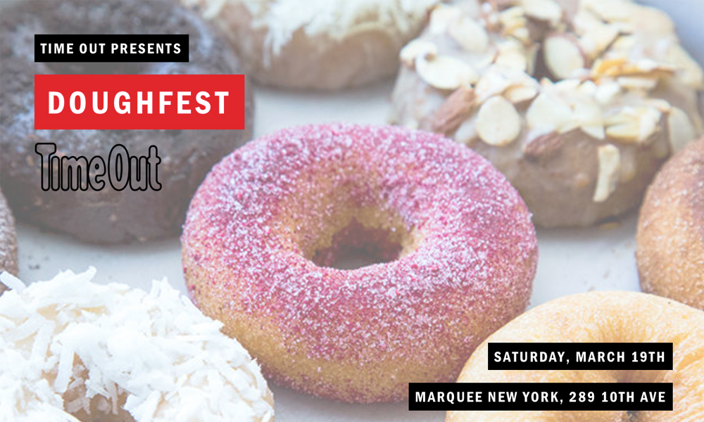Timeout doughfest 2016