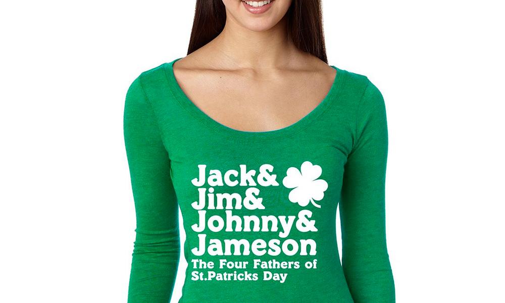 St. Patricks Day tshirt