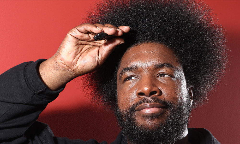 Questlove TimesTalks