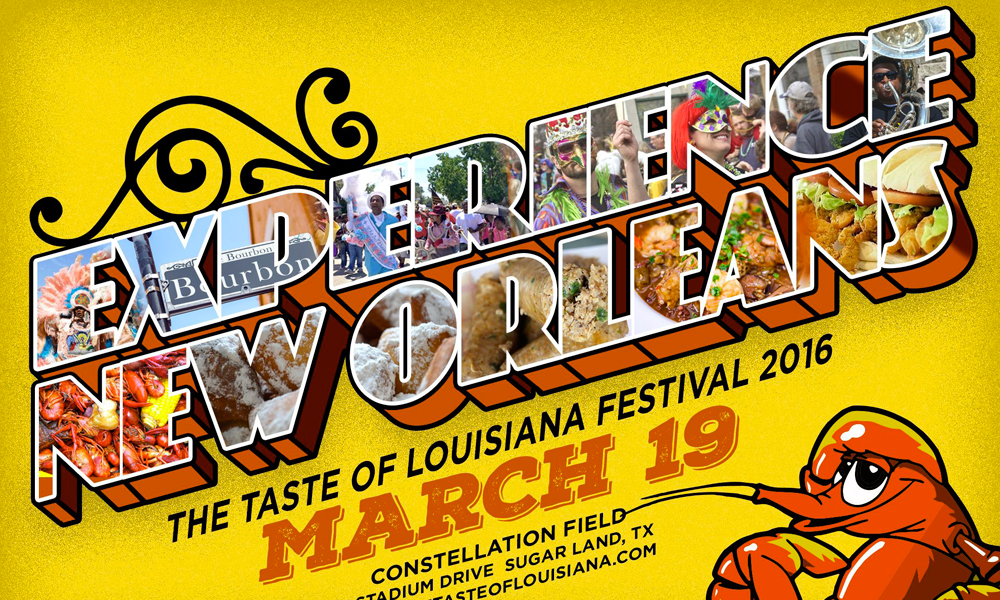 The Taste of Louisiana Festival