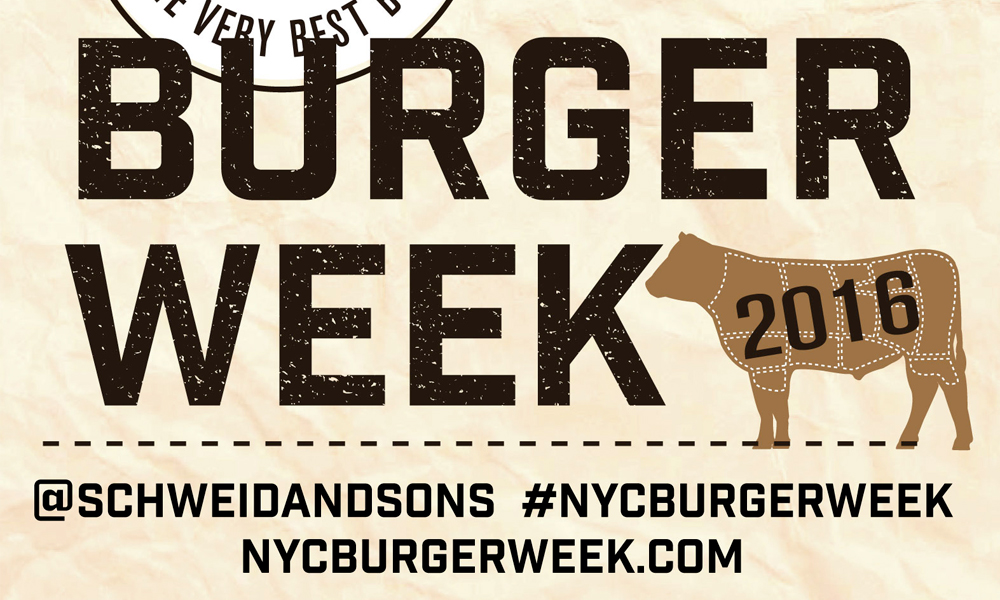 NYC Burger Week 2016