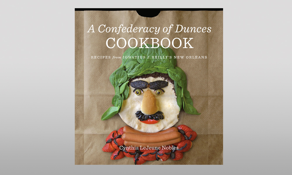 A confederacy of dunces cookbook