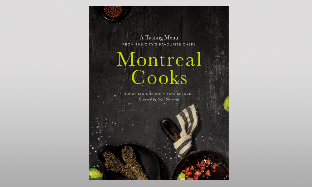 montreal cooks book