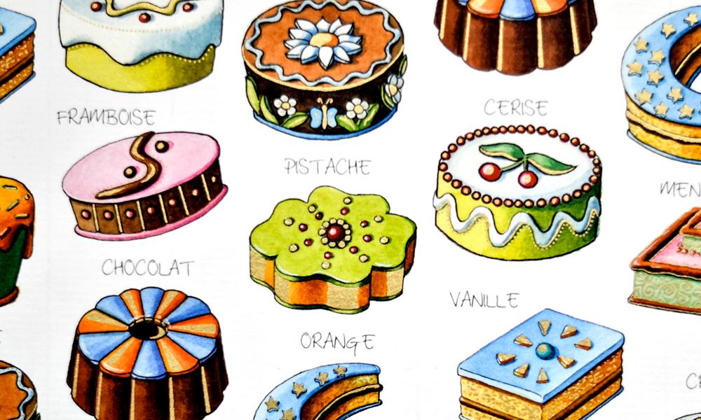 rossi paper cakes