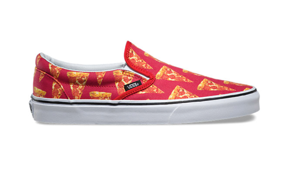 vans pizza slipon