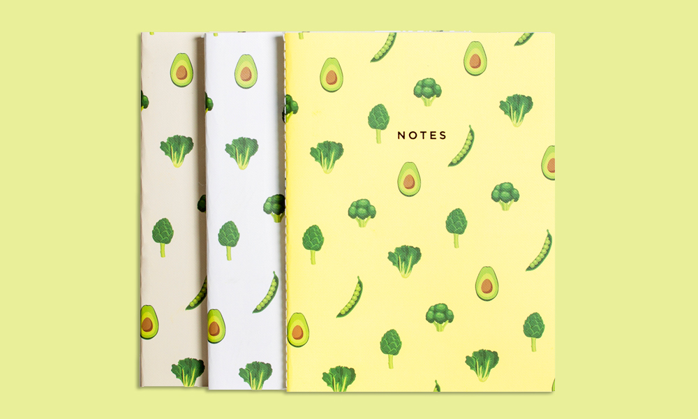 veggie notes
