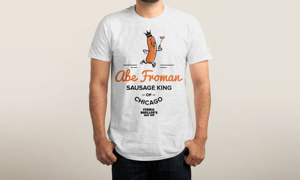 abe froman tshirt