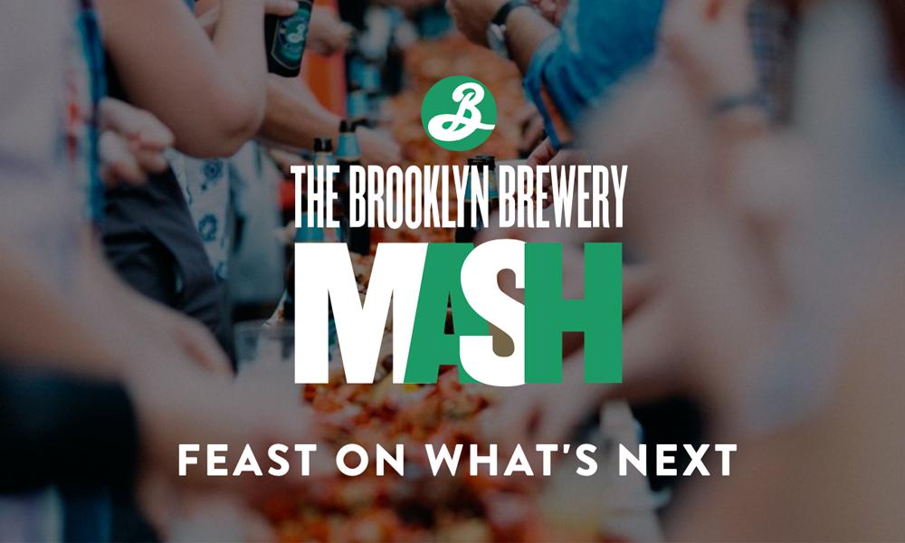 brooklyn brewery mash Philadelphia