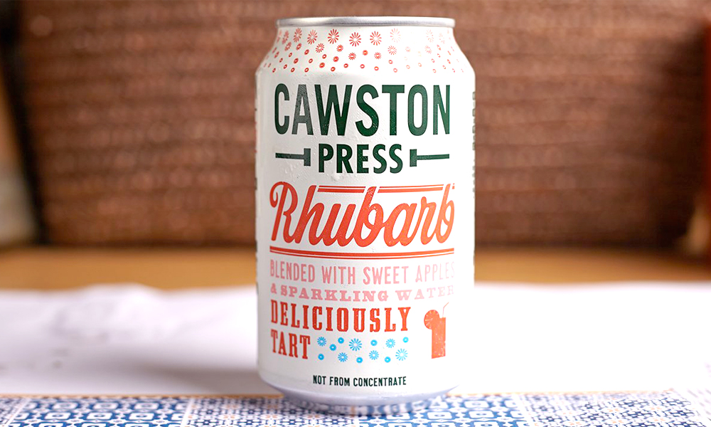crawsten press sparkling water