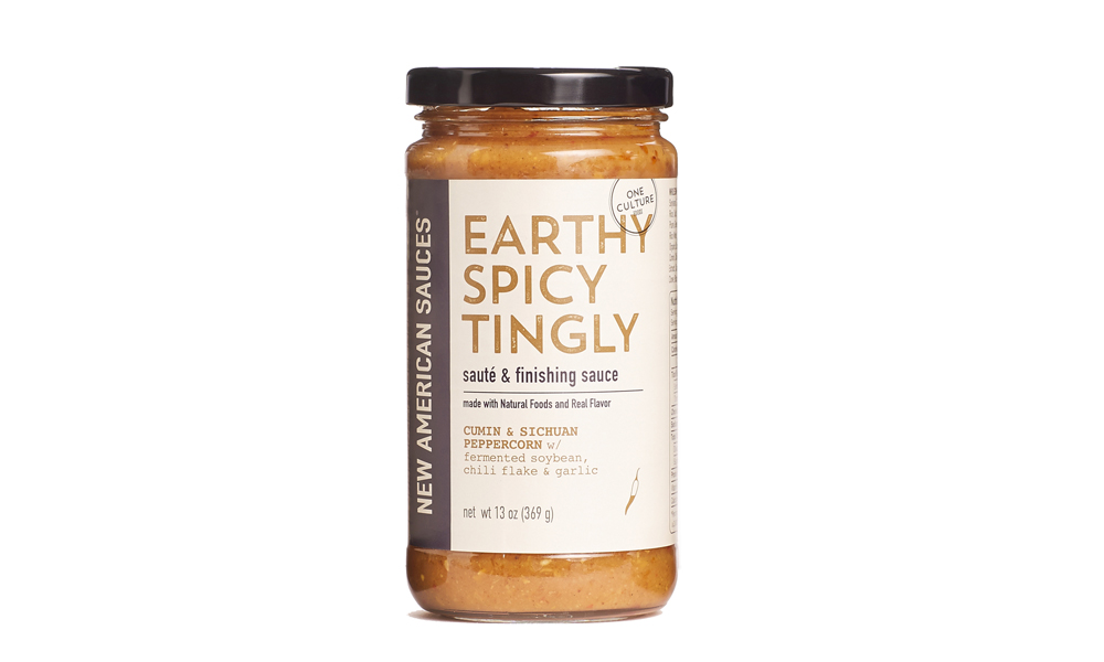 earthy spicy tingle