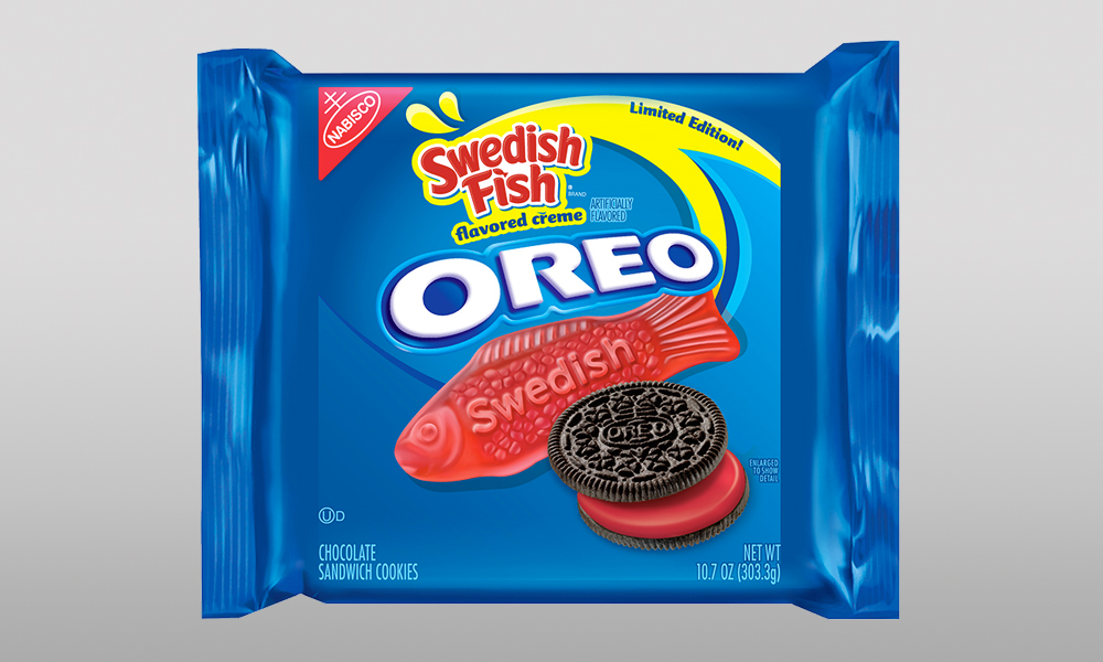 Forking tasty a product and events guide for the foodie for Swedish fish oreos