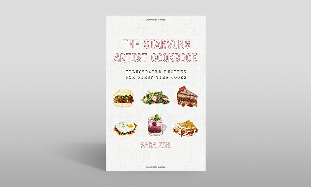 the starving artist cookbook