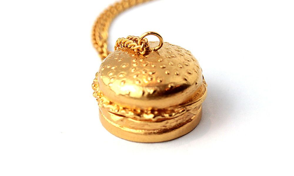 goldierox burger locket