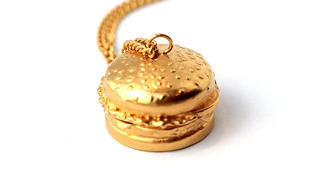 goldierox burger locket