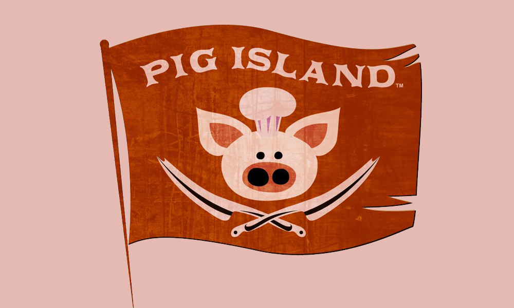 pig island 2016