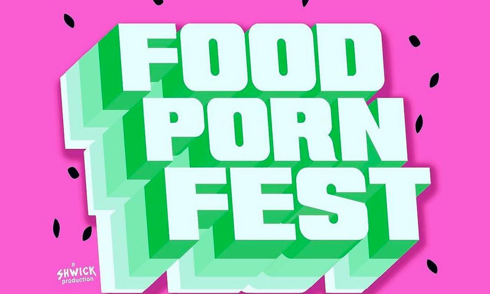 food porn fest