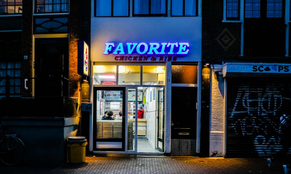 Amsterdam Gastrojourney 2016