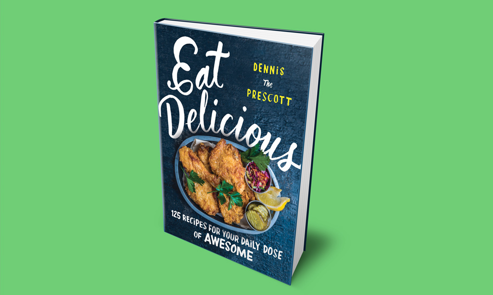 eat delicious by Dennis the Prescott