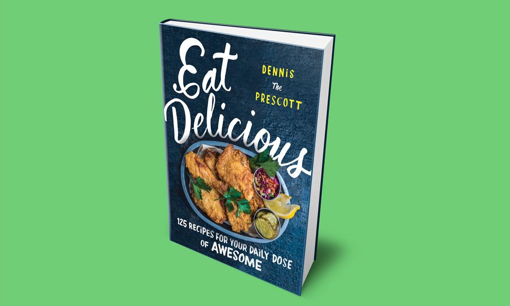 eat delicious by Dennis the Prescott