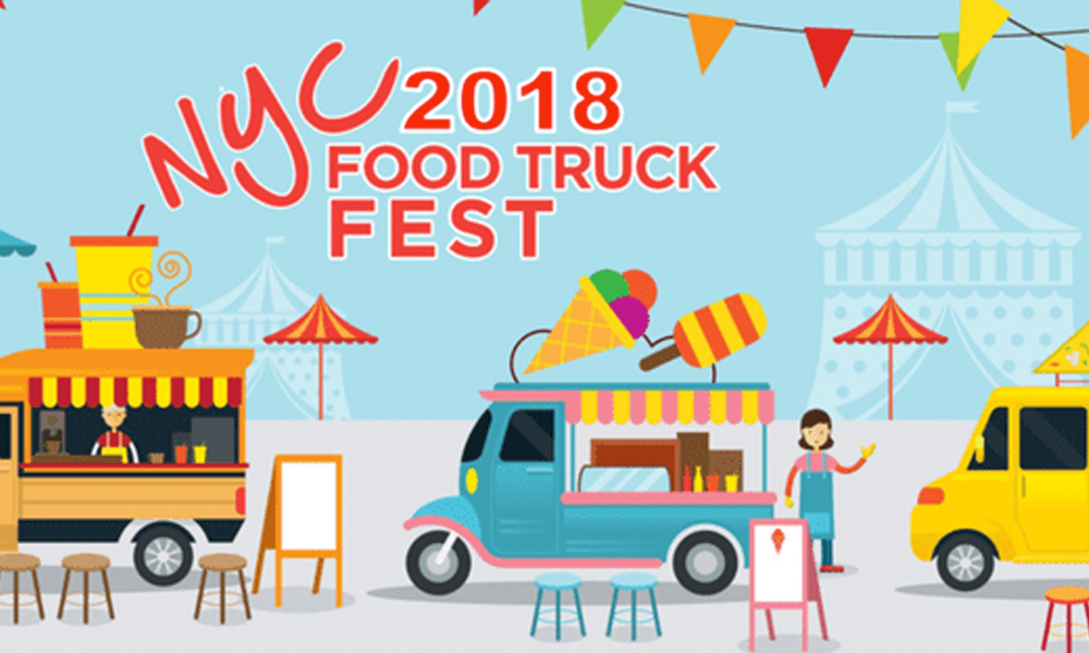 NYC food truck festival