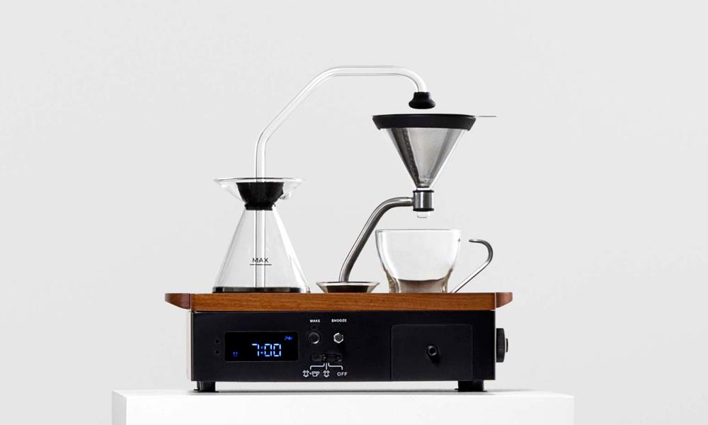 Barisieur Brewing Alarm Clock