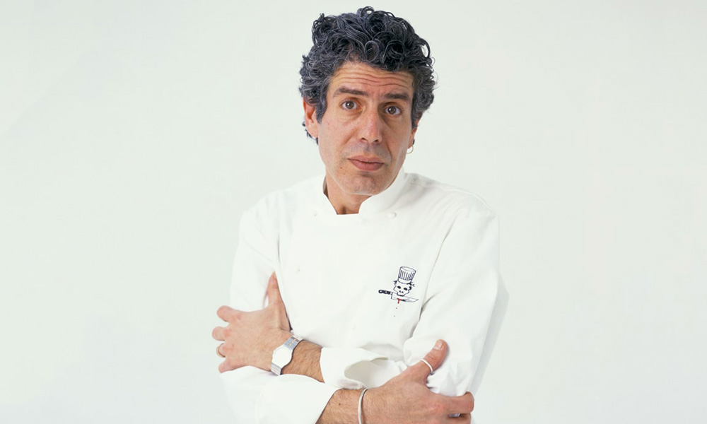 Anthony Bourdain Auction