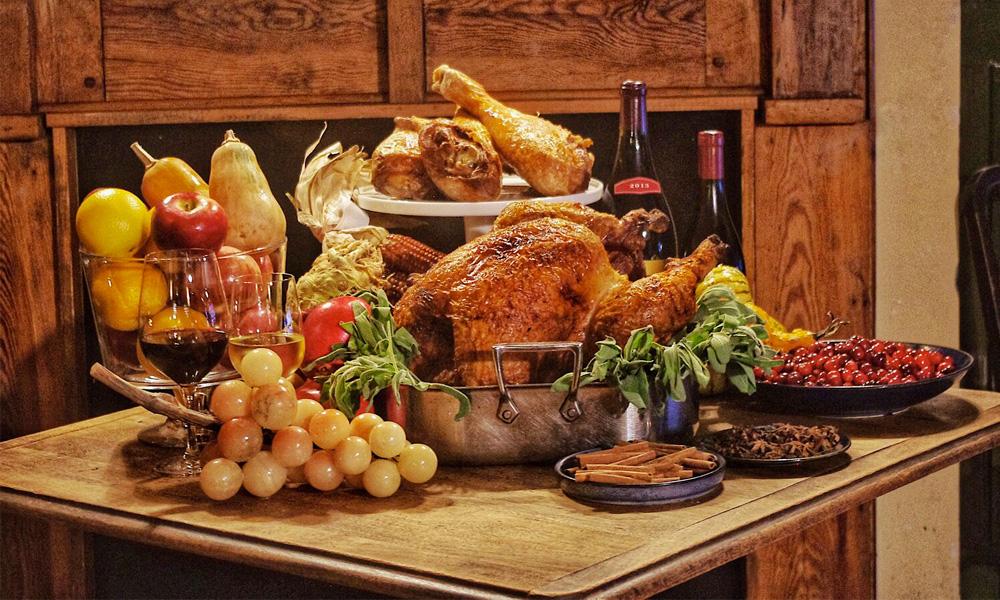 the breslin thanksgiving