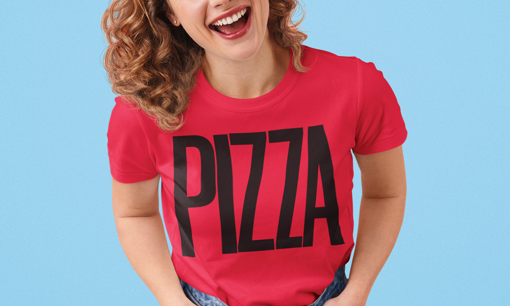 Extra Large Pizza Pie T-Shirt