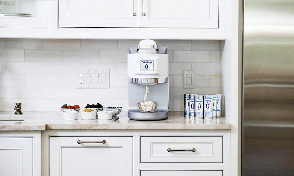 ColdSnap is the Keurig of ice cream