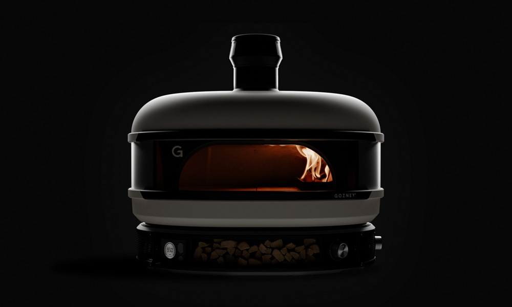Gozney dome residential pizza oven