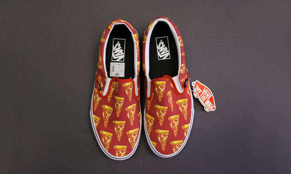 Vans-pizza-print-slip-on-shoe